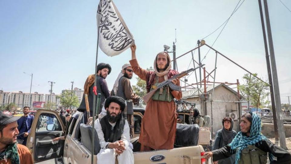 Taliban chiếm lãnh thổ Afghanistan