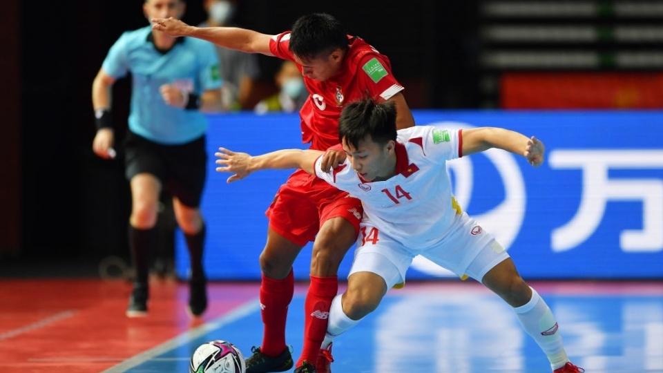 BXH các đội thứ 3 có thành tích tốt ở Futsal World Cup 2021: Việt Nam gặp bất lợi