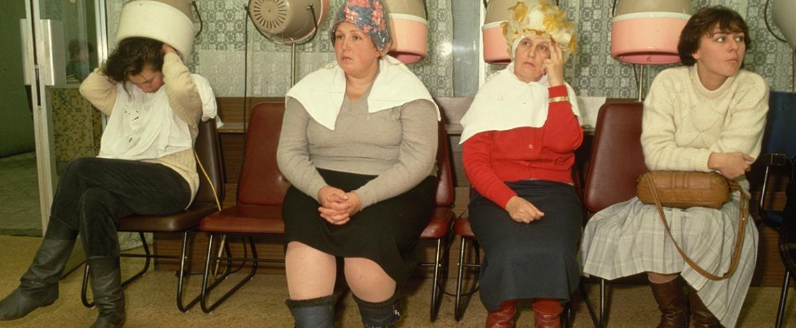 Những hình ảnh khó quên về Liên Xô trước lúc sụp đổ