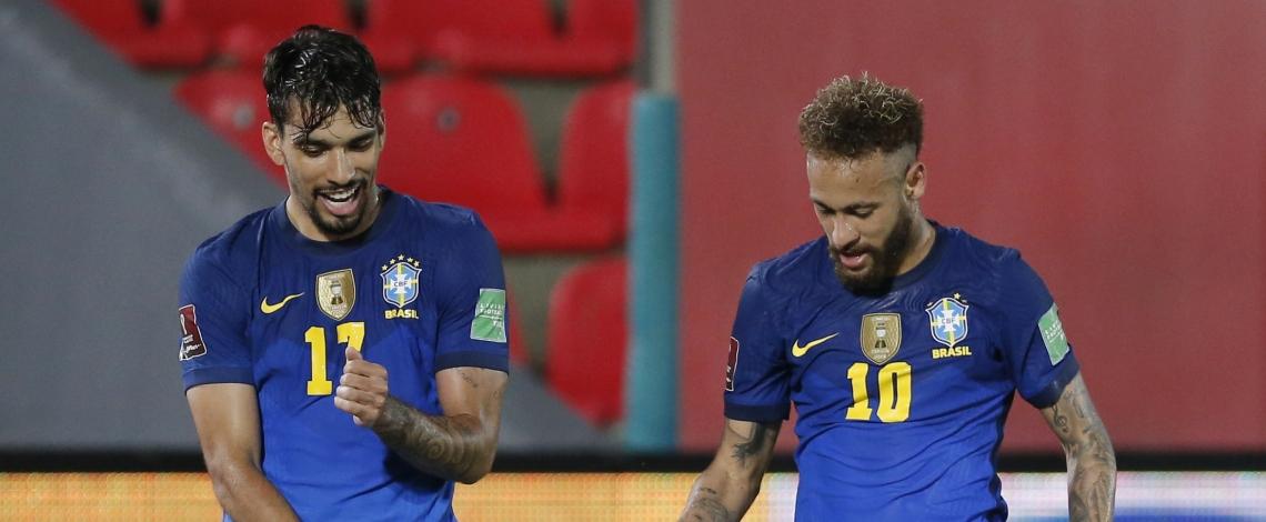 BXH vòng loại World Cup 2022 khu vực Nam Mỹ: Brazil vượt trội, Argentina lâm nguy