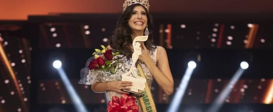 Nhan sắc Hoa hậu Hòa bình Paraguay 2021 gây tranh cãi trên diễn đàn sắc đẹp