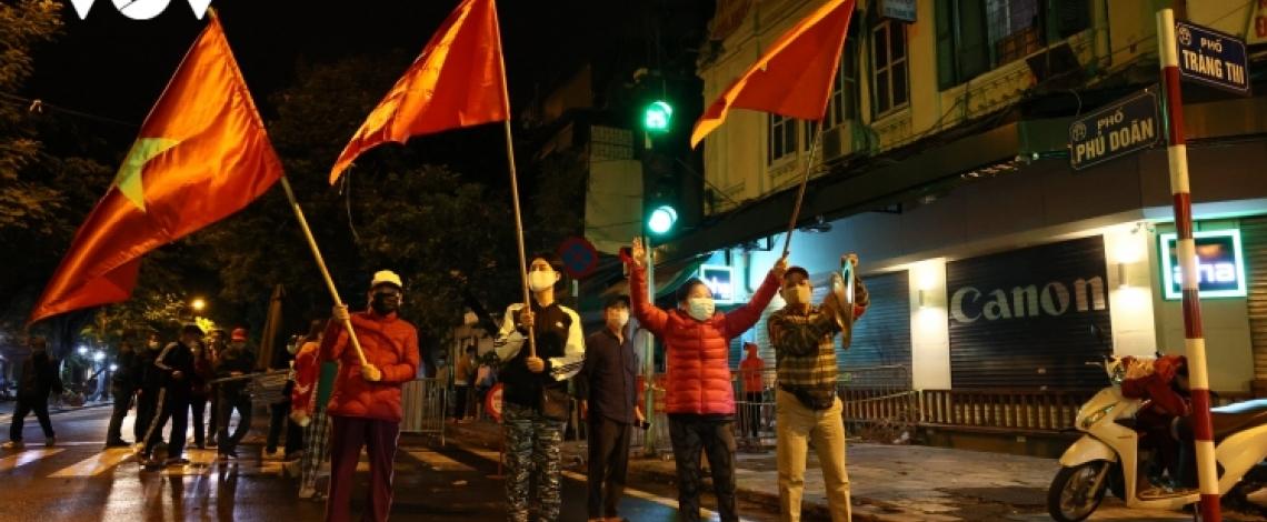 COVID-19: Vietnam-Germany Friendship Hospital lifts 14-day lockdown