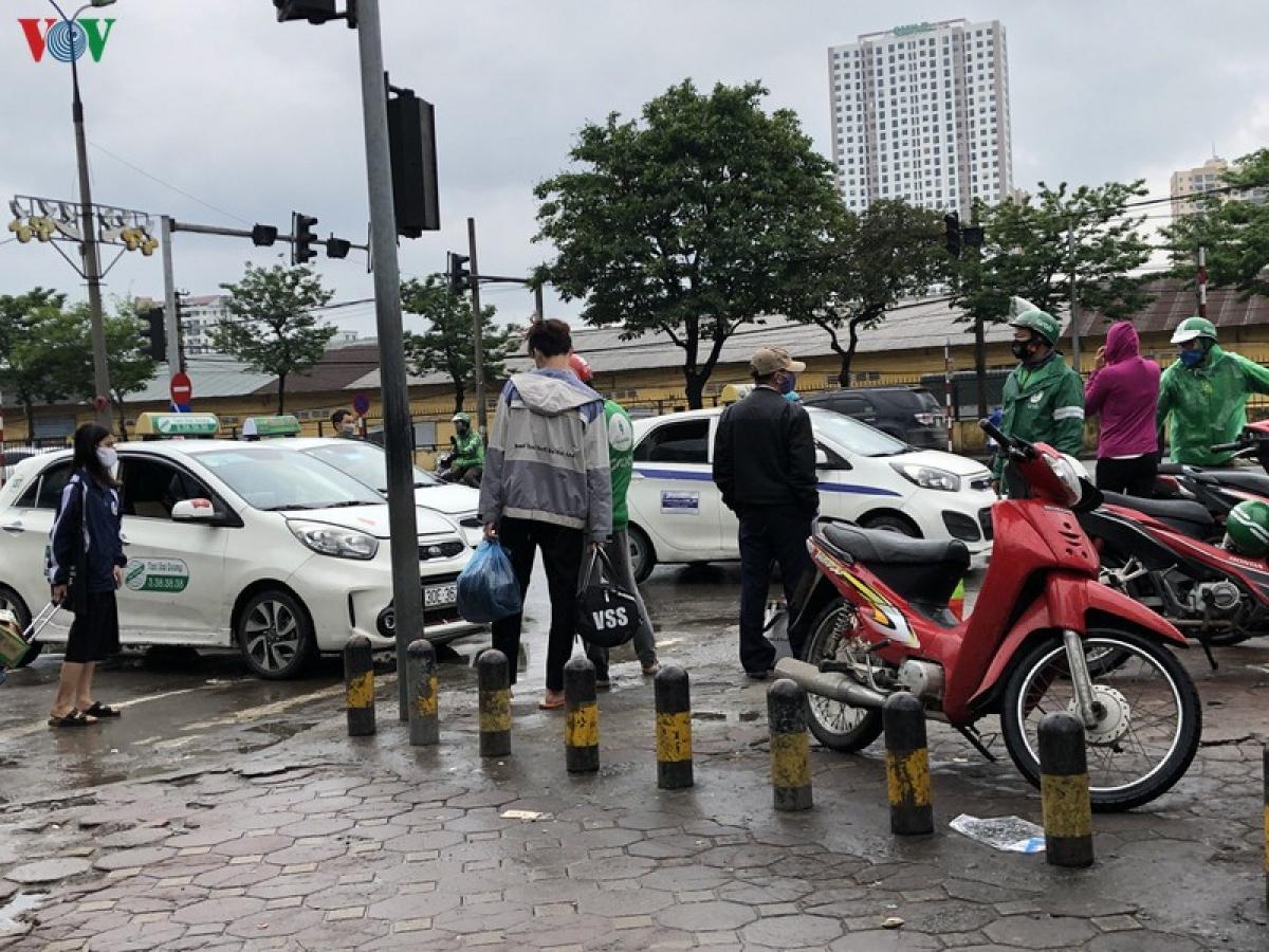 taxi công nghệ