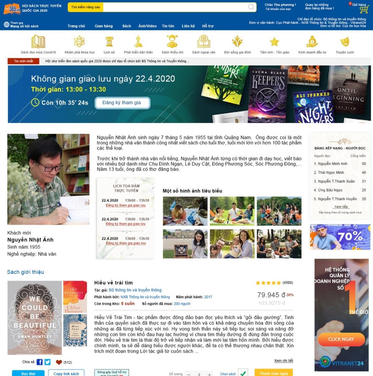 Chương trình giao luu tại Hội sách online 2020.jpg