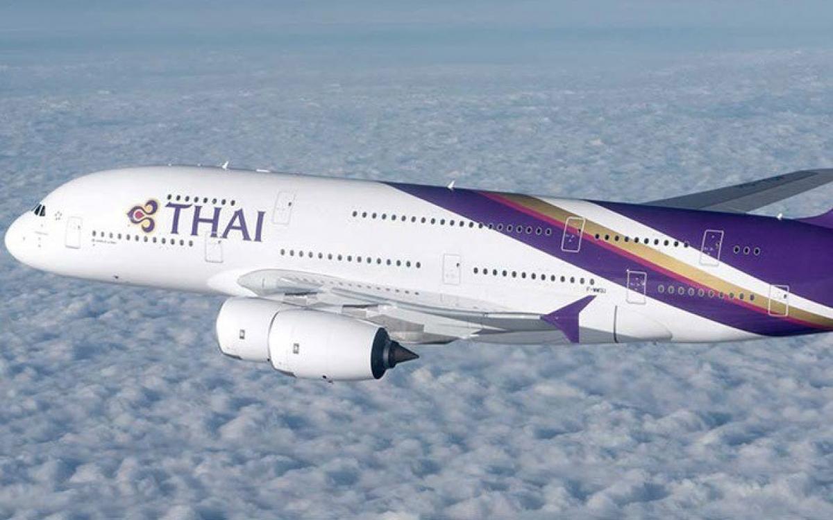 Máy bay của Hãng hàng không Thái Lan.jpg