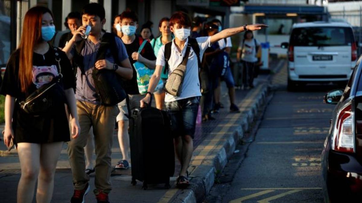 Singapore tiếp tục là điểm nóng nhất khu vực Đông Nam Á về dịch Covid-19.jpg