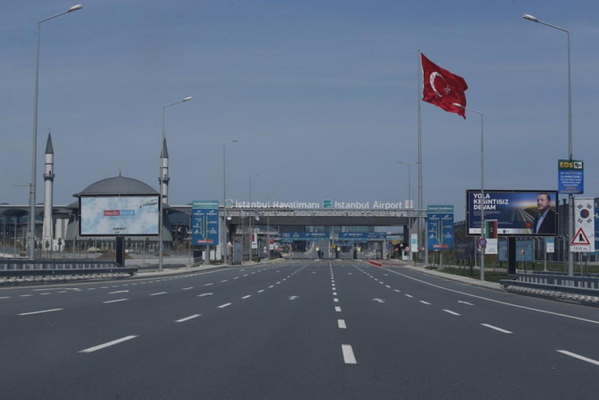 Thổ Nhĩ Kỳ số ca mắc covid-19 lớn nhất Trung Đông - Ảnh Arabnews.jpg