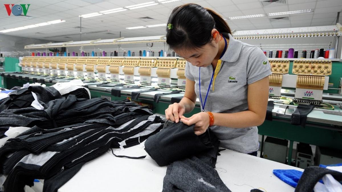 Mỹ tiếp tục là thị trường xuất khẩu hàng dệt may lớn nhất của Việt Nam