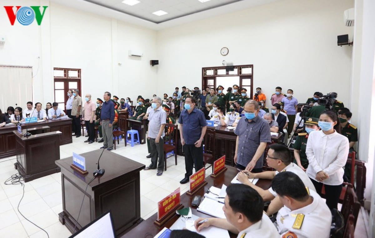 Cựu Thứ trưởng Bộ Quốc phòng - Nguyễn Văn Hiến.