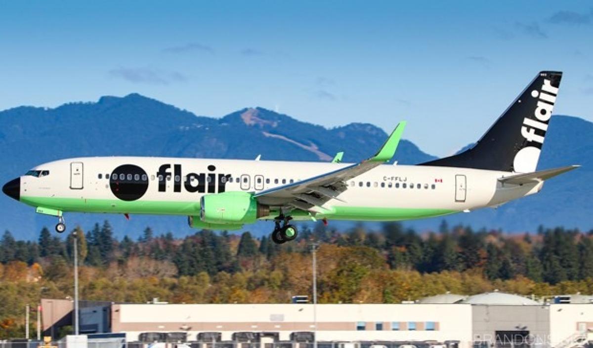 Máy bay của hãng hàng không Flair Aviation. Nguồn: Wikipedia.