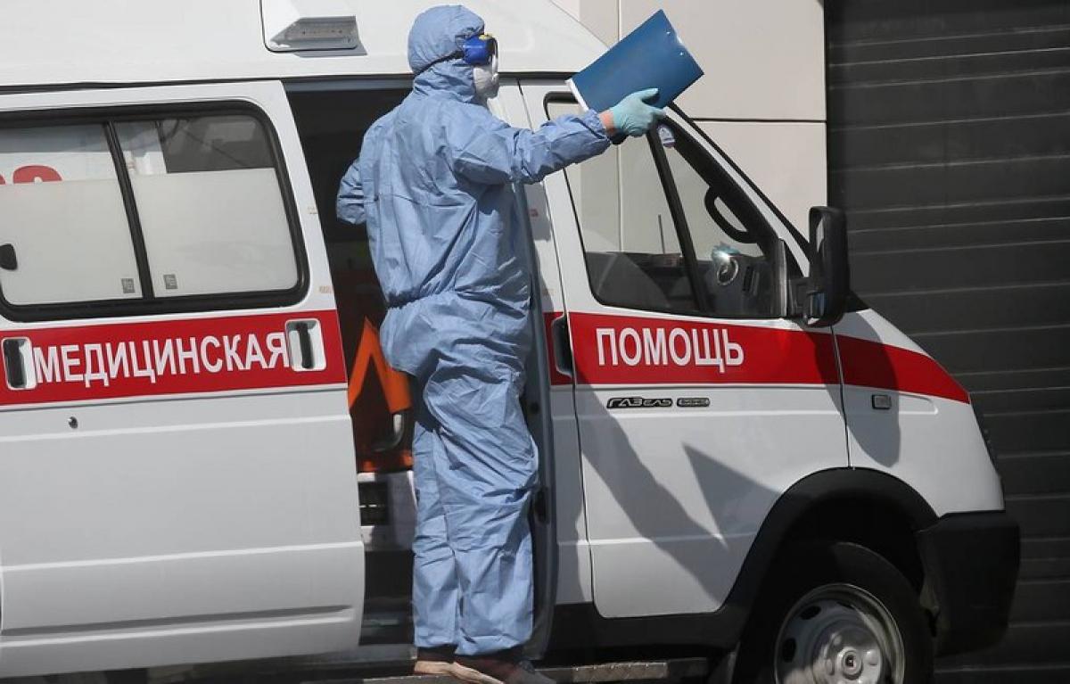Nga ghi nhận thêm hơn 9.000 ca mắc Covid-19 trong 24h qua. Ảnh: Tass