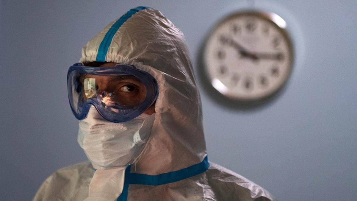 Tính đến thời điểm này, nước Nga đã ghi nhận 308.705 ca mắc Covid-19, tiếp tục đứng thứ hai trên thế giới về các trường hợp mắc bệnh, chỉ sau  Mỹ. Ảnh: Rianovosti