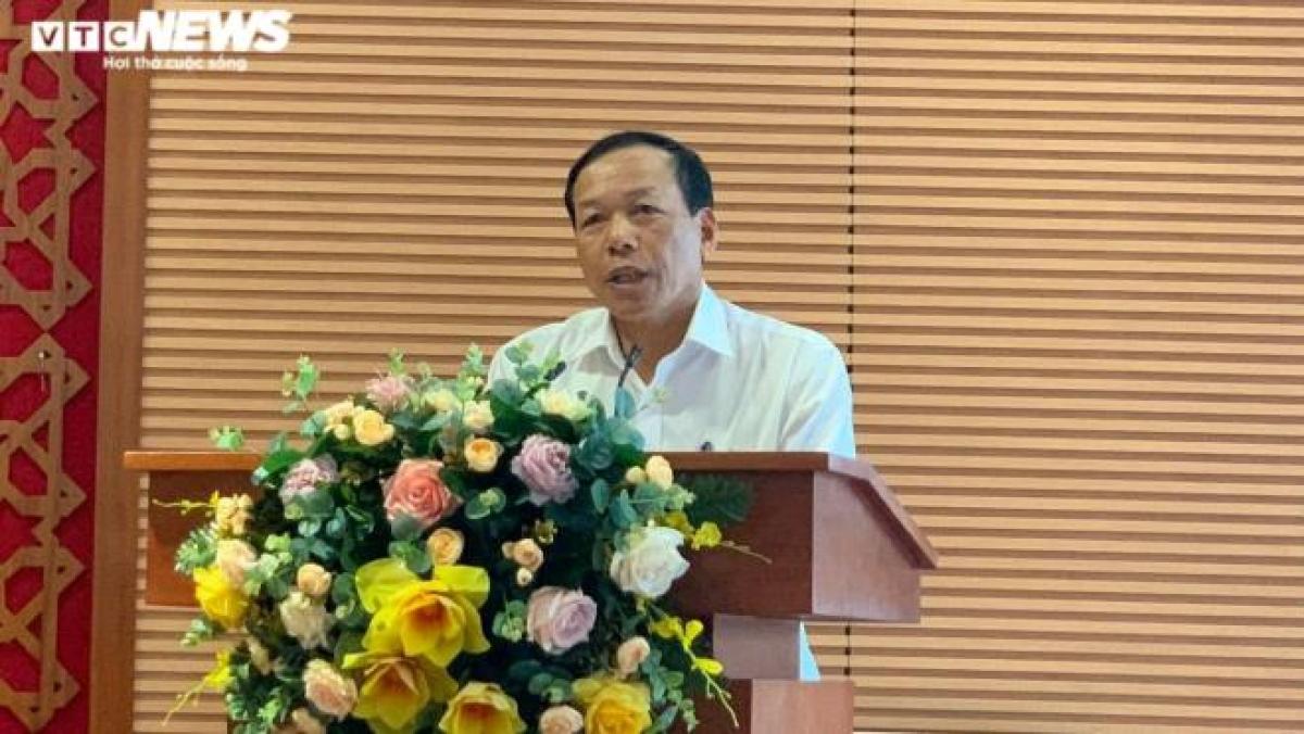 Ông Nguyễn Trí Tuệ - Phó Chánh án TAND Tối cao
