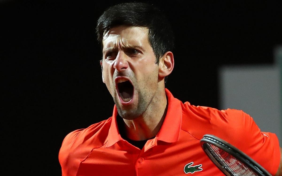 Novak Djokovic tự tin thi đấu tới 40 tuổi (Ảnh: Getty).