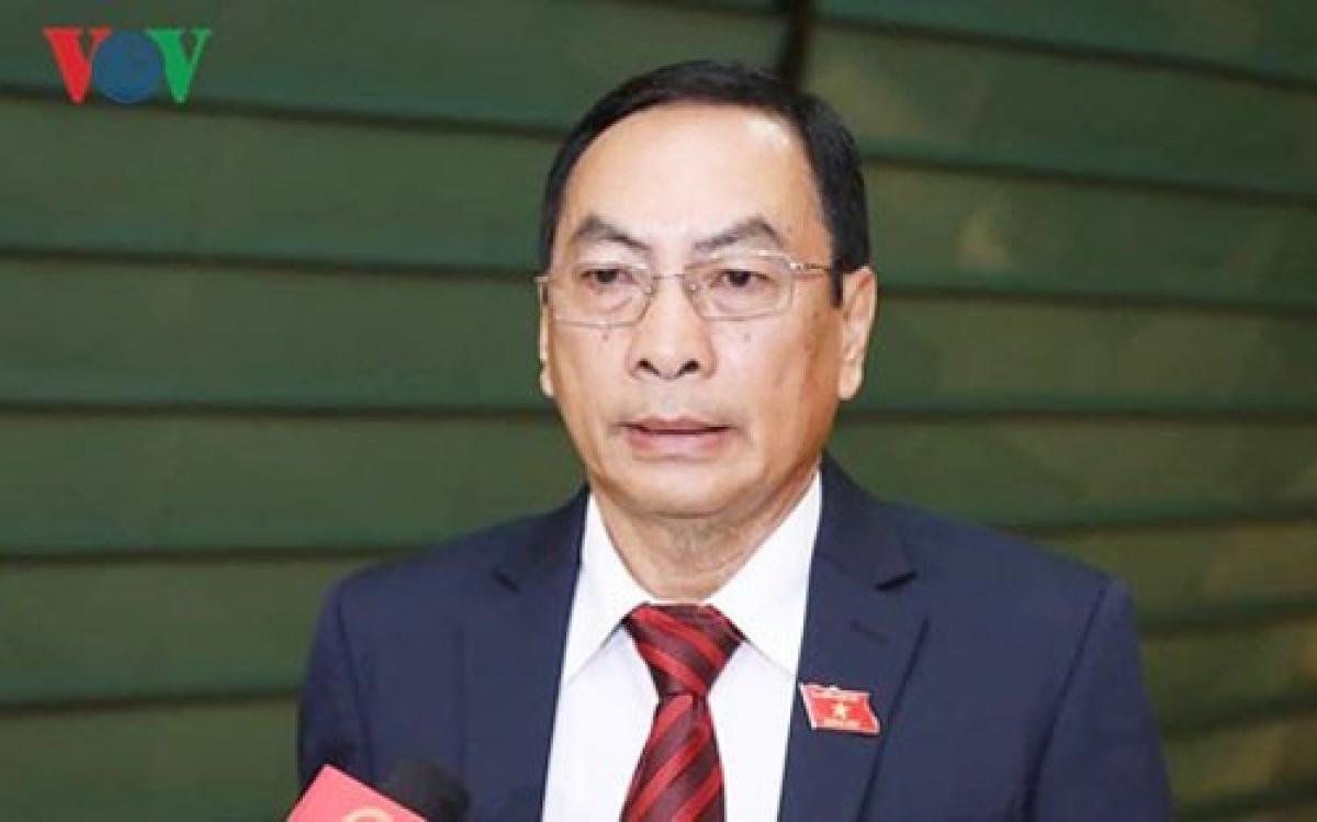 Ông Phạm Văn Hòa – Phó Trưởng đoàn ĐBQH tỉnh Đồng Tháp.