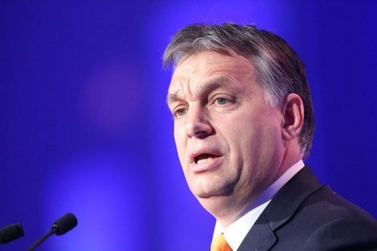 Thủ tướng Viktor Orbán. Ảnh: wbj.pl.
