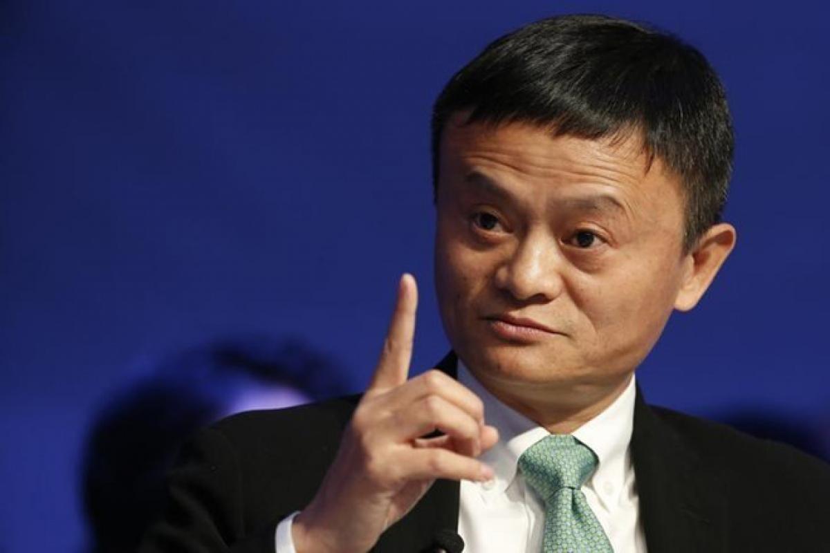 Tỷ phú Jack Ma rời hội đồng quản trị SofBank. (Ảnh: KT)