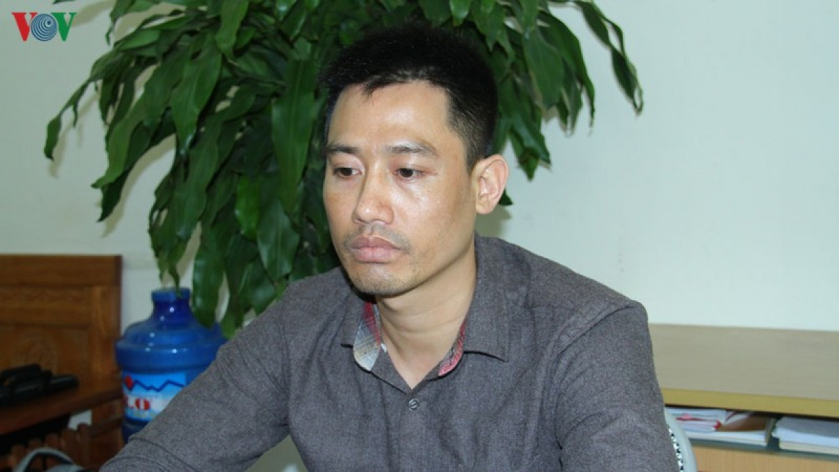 Đối tượng Nguyễn Văn Tươm.