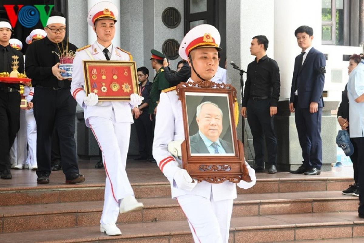 Ông Vũ Mão được an táng tại Nghĩa trang Thiên Đức, huyện Phù Ninh, tỉnh Phú Thọ.