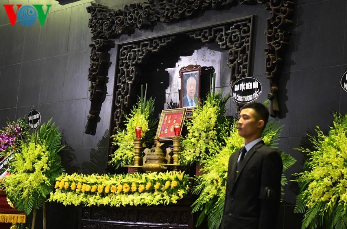 lễ tang ô Vũ Mão