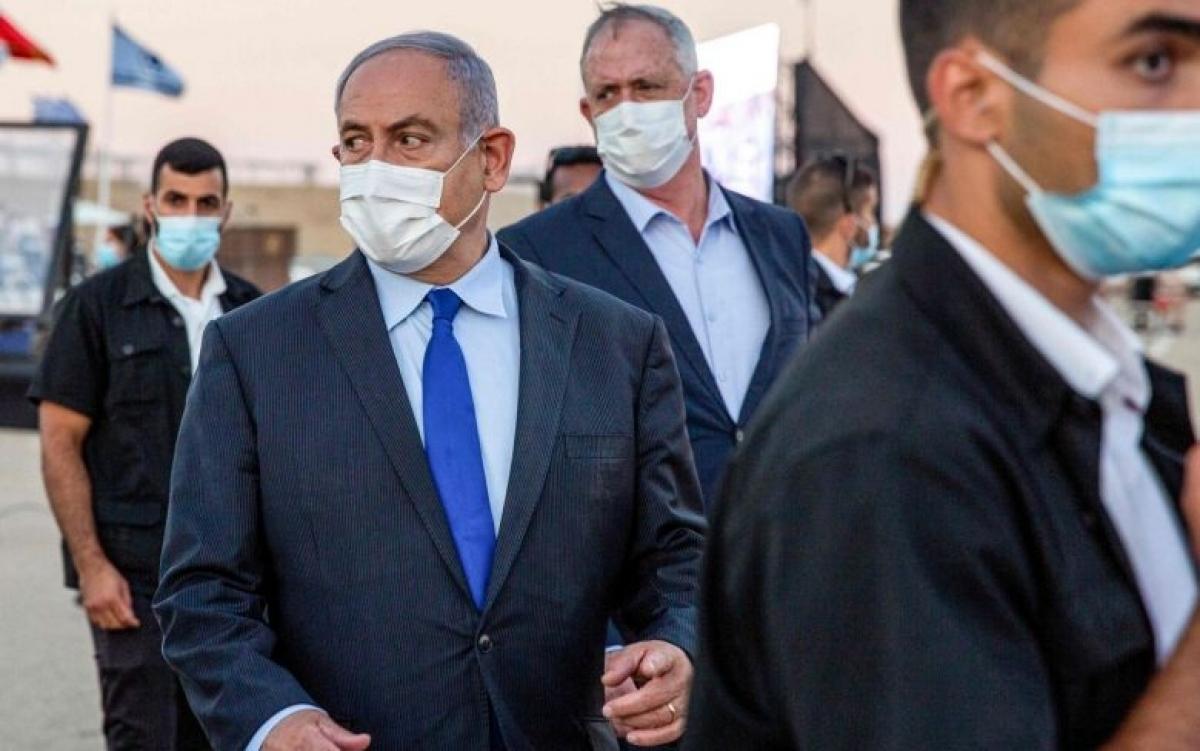 Israel, Netanyahu, Covid, -Straits Times.jpg