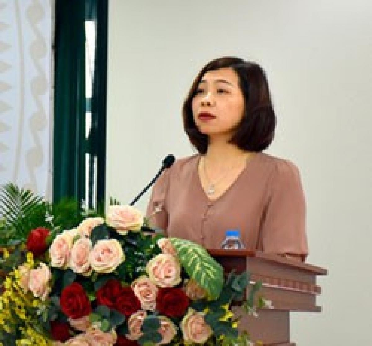 PGS.TS. Nguyễn Thị Trường Giang. (ảnh: Học viện Báo chí & Tuyên truyền)