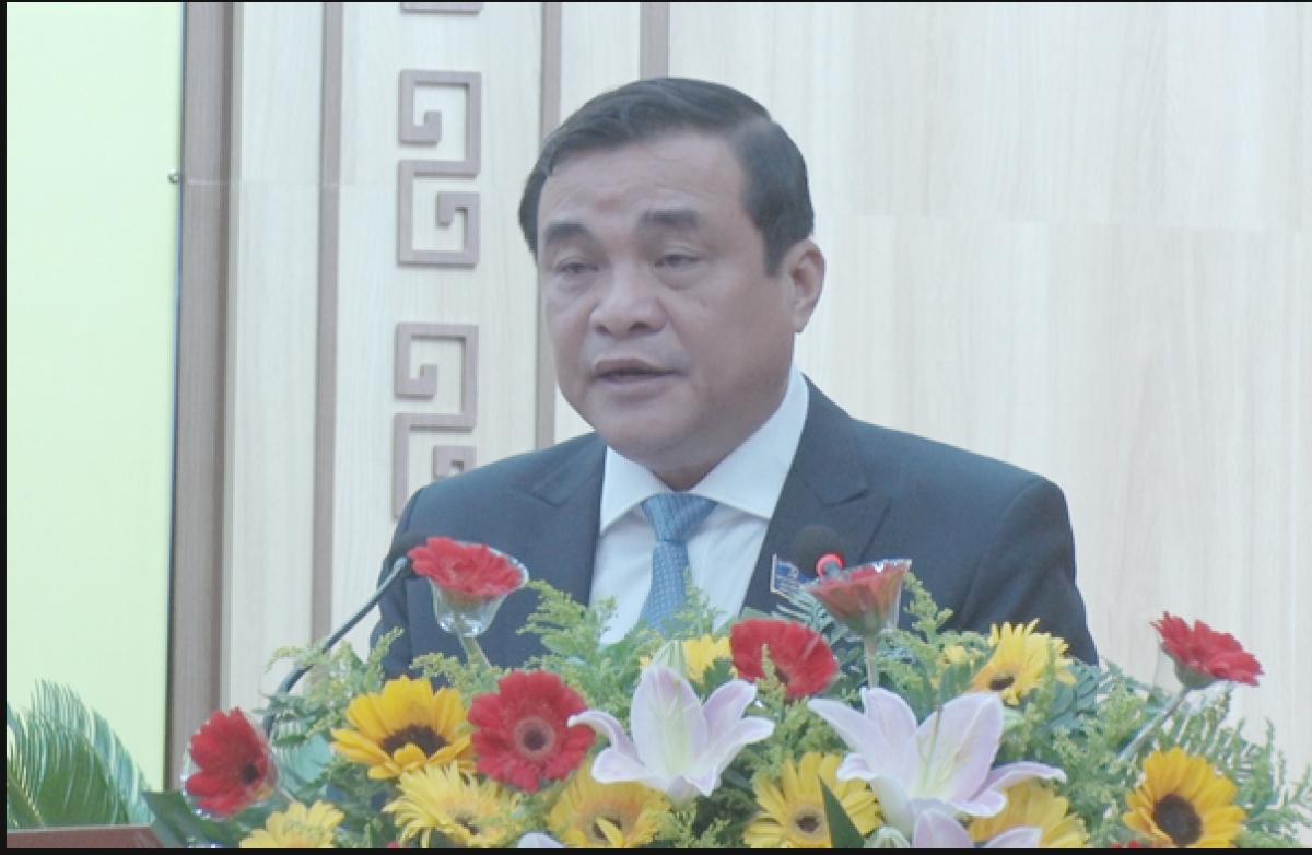 Ông Phan Việt Cường, Bí thư Tỉnh ủy Quảng Nam