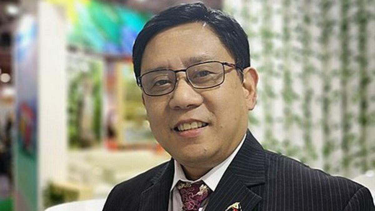 Đại sứ-Trưởng phái đoàn thường trực Philippines tại ASEAN, ông Noel Servigon.