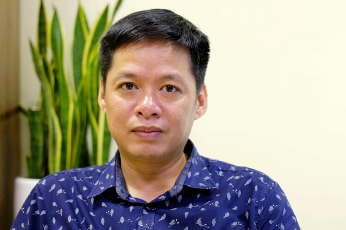 Ông Nguyễn Tư Long, Phó vụ trưởng Vụ Công chức Viên chức, Bộ Nội vụ. Ảnh: Hoàng Thuỳ