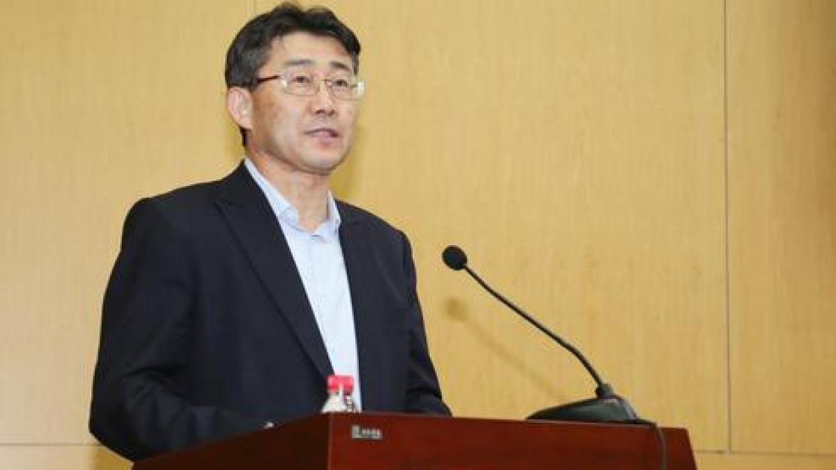 Ông Cao Phúc, Giám đốc CDC Trung Quốc. Ảnh: CDC Trung Quốc