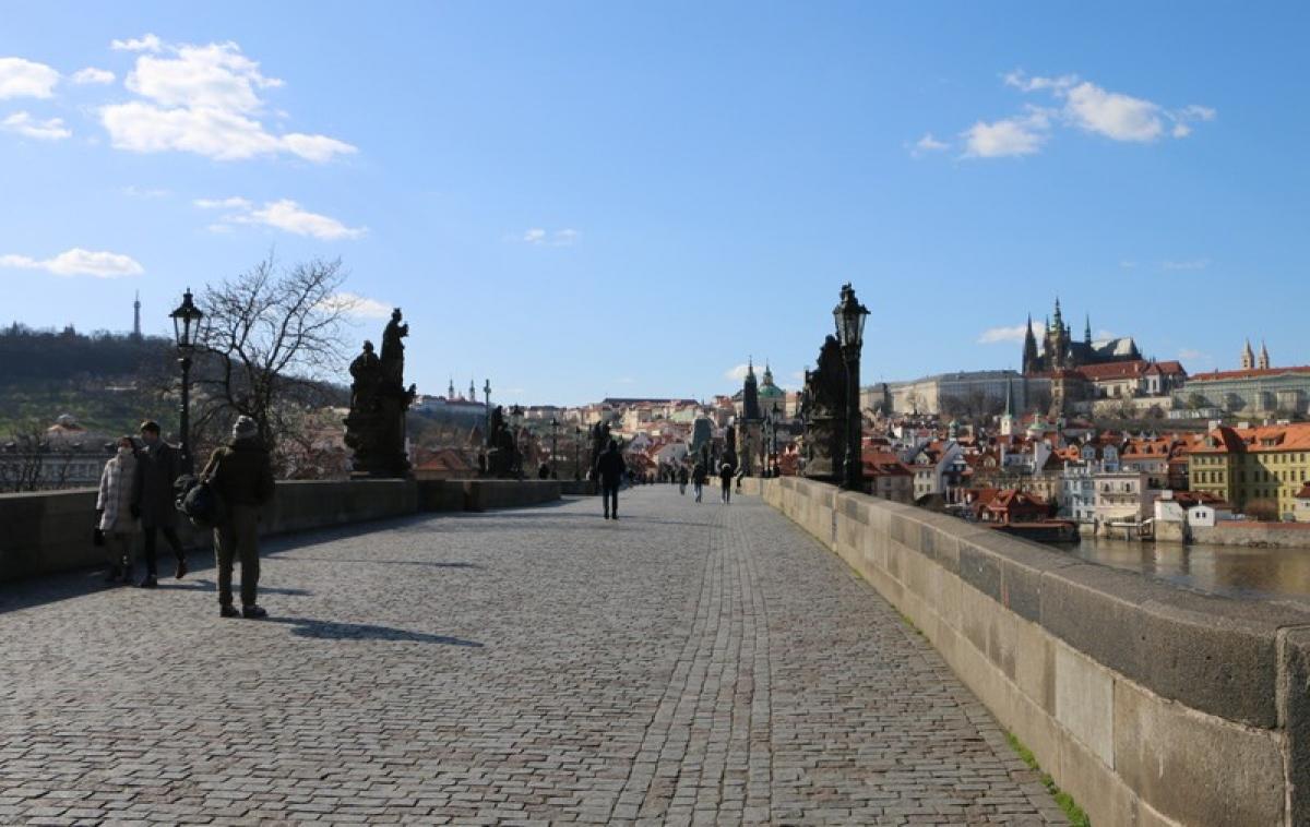 Thủ đô Praha- CH Séc.