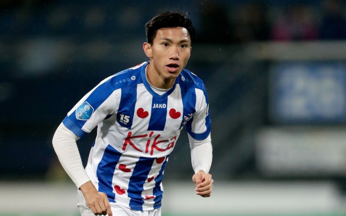 Theo chuyên gia bóng đá Trịnh Minh Huế thì Văn Hậu sẽ sớm xuất ngoại lần nữa (Ảnh: Getty Images).