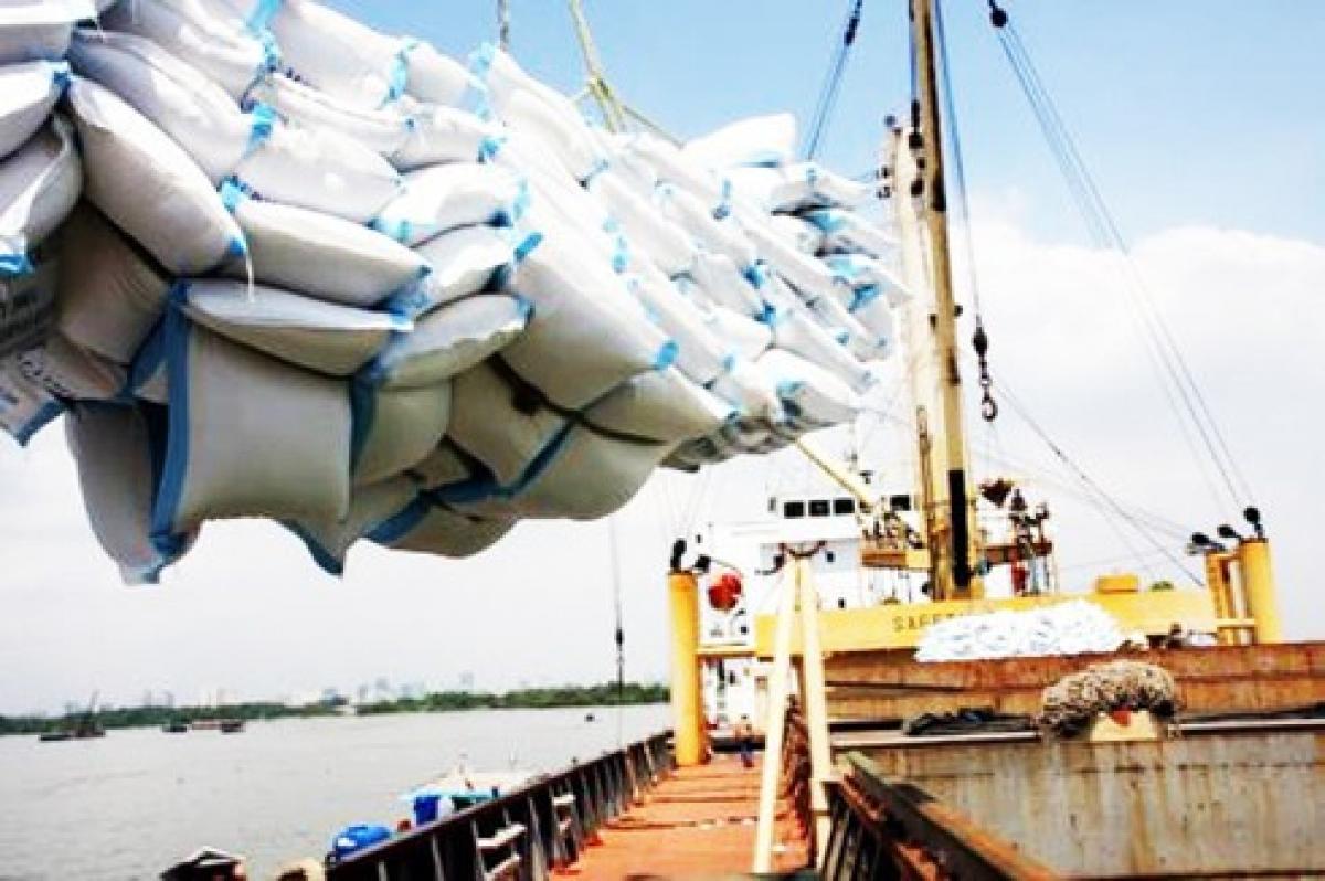 Xuất khẩu gạo sẽ có nhiều thuận lợi từ nay đến cuối năm. (Ảnh minh họa: KT)