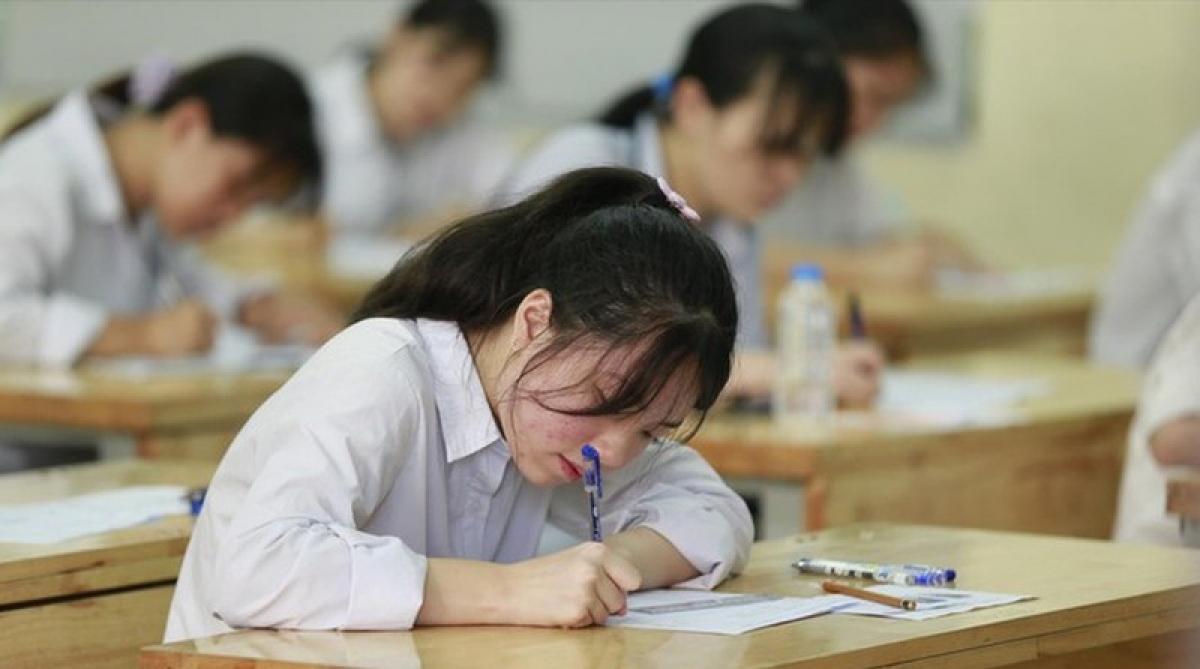 Thi lớp 10 THPT tại Hà Nội, điểm thi THPT, phổ điểm thi THPT