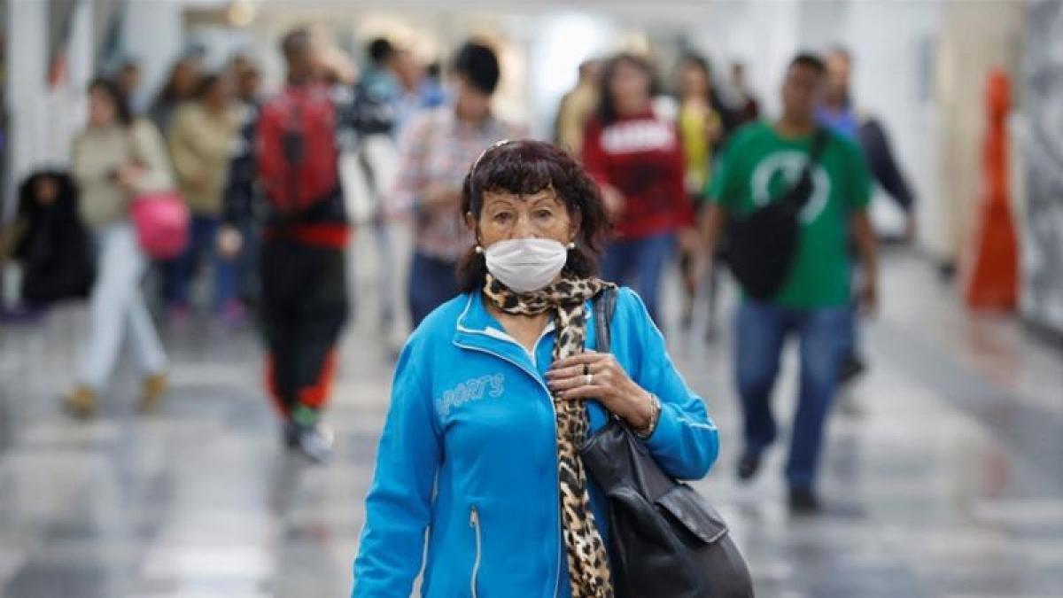 Mỹ Latinh dẫn đầu thế giới về số ca mắc Covid-19 (Ảnh: Reuters).