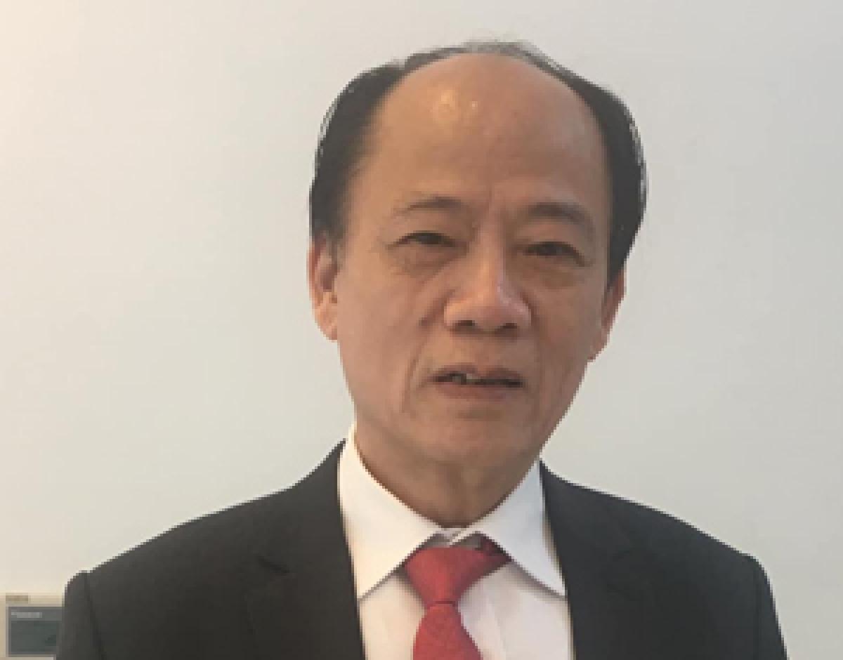 Ông Giang Văn Huỳnh