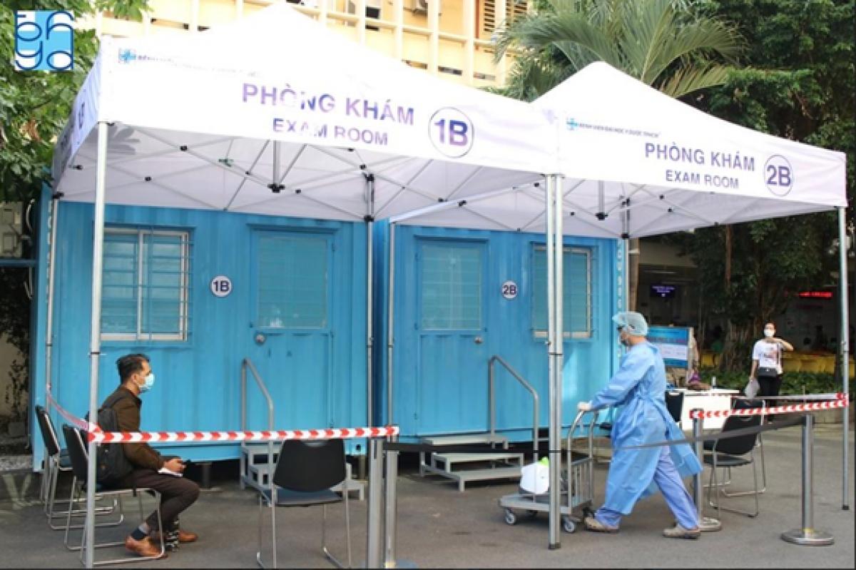 Các cơ sở y tế ở TP HCM không được từ chối điều trị người từ Đà Nẵng về từ ngày 1/7.