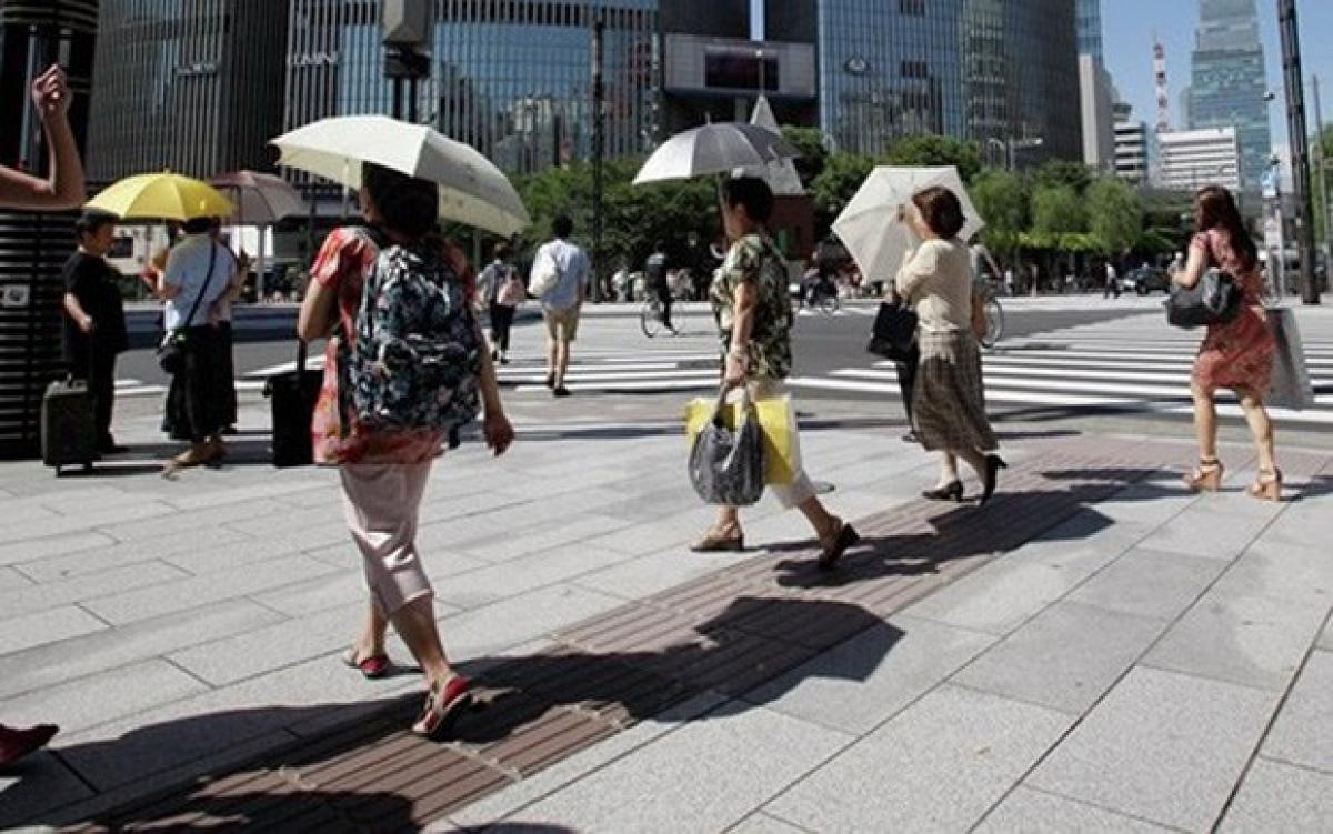 Nắng nóng khiến số người tử vong do sốc nhiệt tại Nhật Bản gia tăng. Ảnh minh họa: Sputnik.
