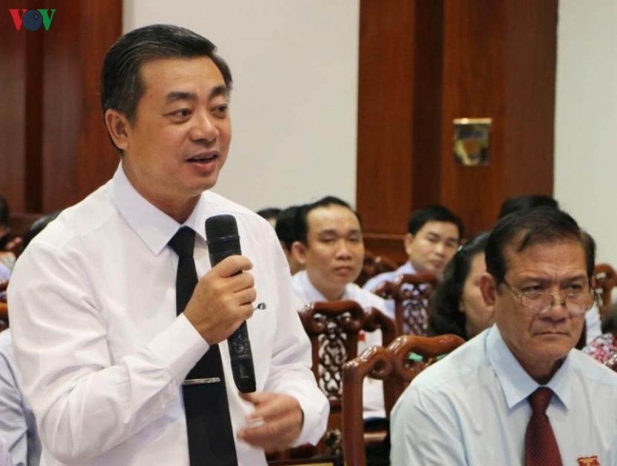 Tòa án nhân dân Thị xã Cai Lậy (Tiền Giang) xét xử vụ án có đến 28 bị cáo