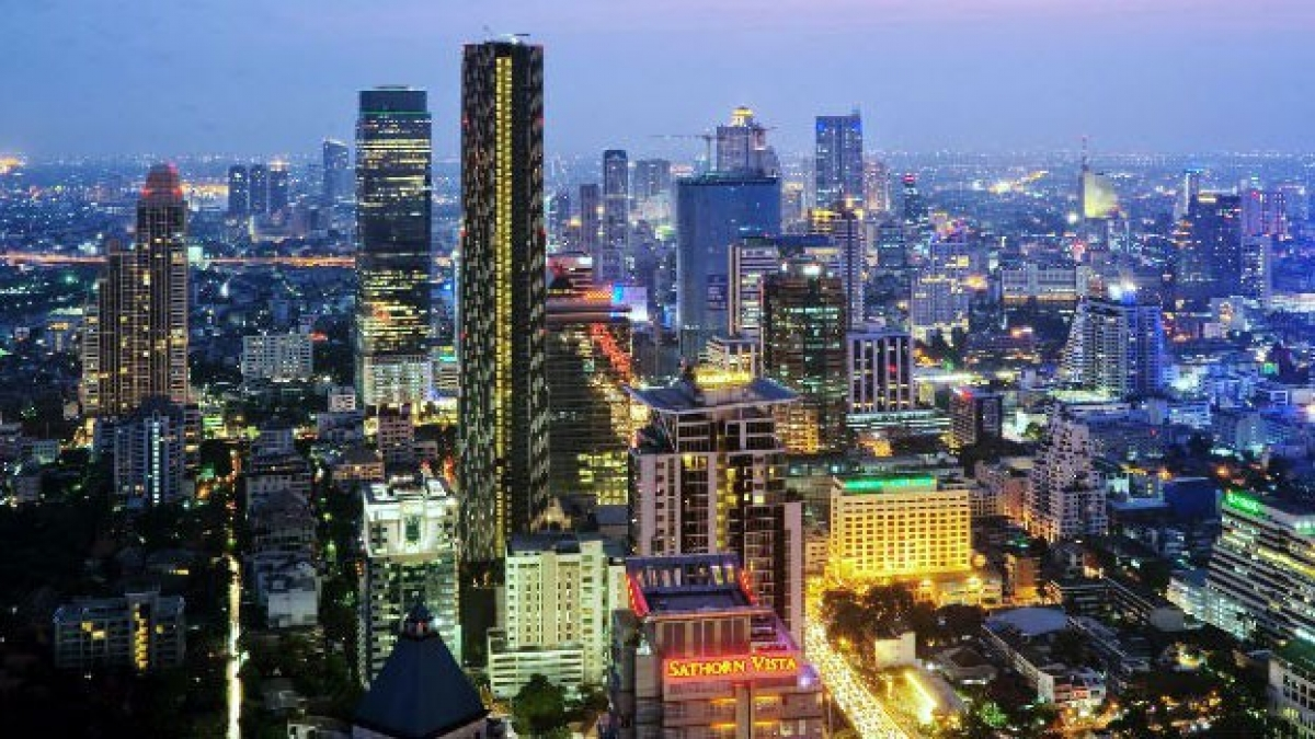 Kinh tế Thái Lan sẽ bắt đầu có sự tăng trưởng trở lại trong quý III/2020. Ảnh minh họa: KT
