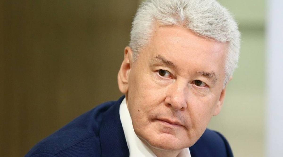 Thị trưởng Matxcơva Sergei Sobyanin. Ảnh: TASS