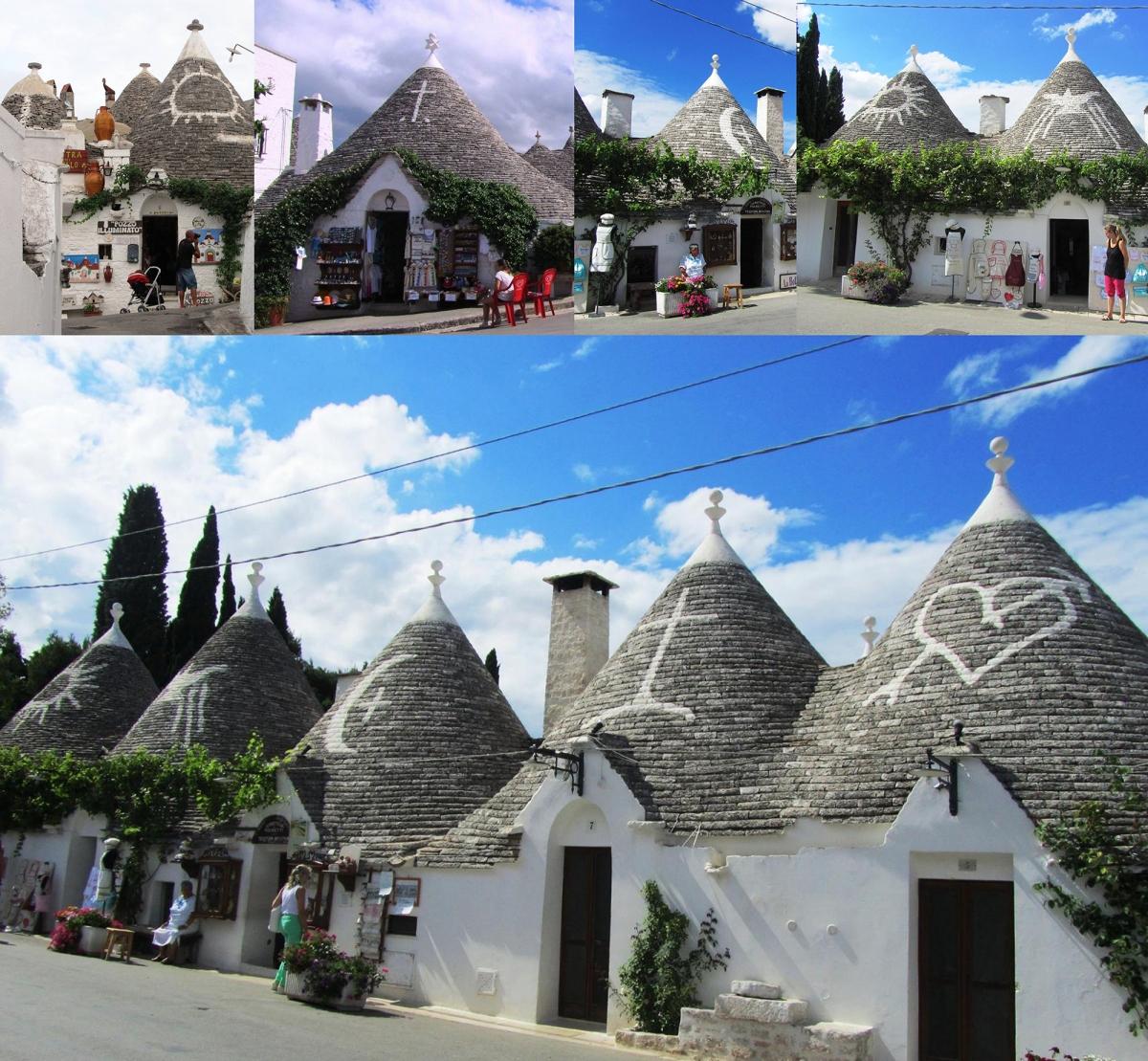 Ngôi làng xinh xắn có khá nhiều bảo tàng như bảo tàng di sản hay các bảo tàng về thủ công mỹ nghệ, dầu ô liu đều nằm trong các ngôi nhà cổ của thị trấn.