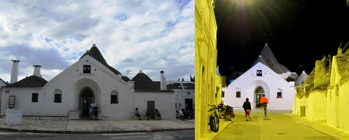 Hiện nay ngôi làng có khoảng 1500 nhà trullo, gần 11.000 dân. Thời hoàng kim của các trullo là thế kỷ 19, khi vào những thập kỷ cuối cùng ngôi làng phát triển của nghề trồng nho. Năm 1996, UNESCO đã đưa Alberobello vào danh sách Di sản văn hóa thế giới. Bạn hãy dành thời gian tản bộ một ngày để thăm thú hết được các nét đẹp độc đáo của ngôi làng cổ tích này.