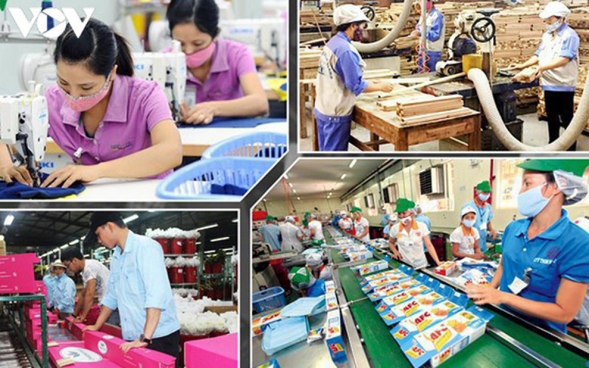Doanh nghiệp cần nắm bắt thị trường, xu hướng tiêu dùng để có hướng đi thích hợp trong đại dịch. (Ảnh minh họa)