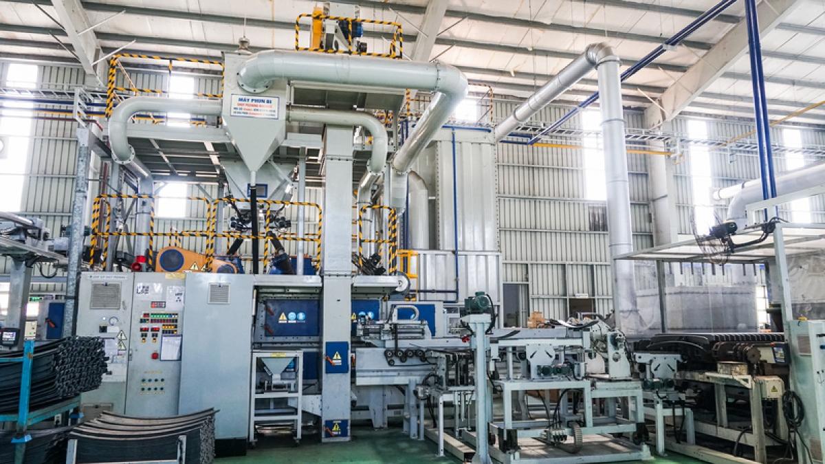Nhờ chiến lược phát triển phù hợp, THACO đã sở hữu hạ tầng công nghệ, thiết bị, kinh nghiệm sản xuất và quản trị.