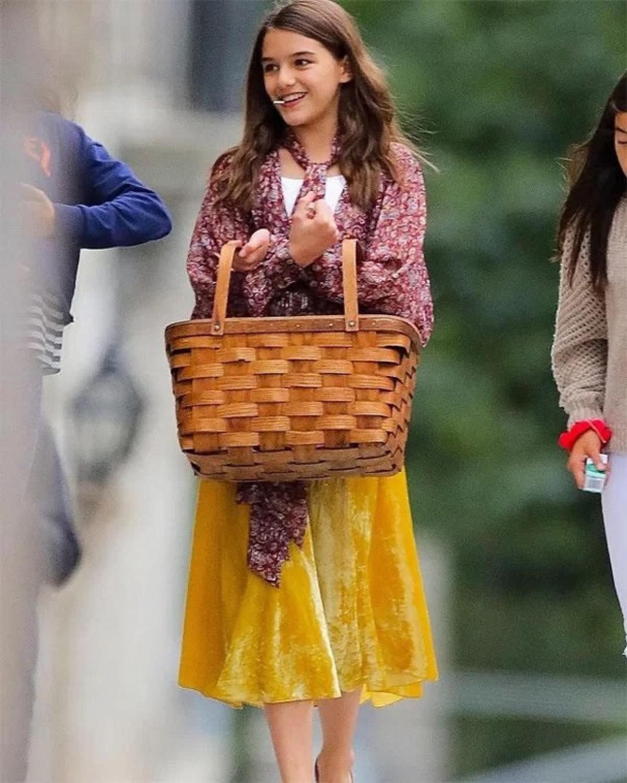 Sau khi kết thúc cuộc hôn nhân với Tom Cruise, Katie Holmes nhận quyền nuôi Suri, hai mẹ con tới New York định cư./.