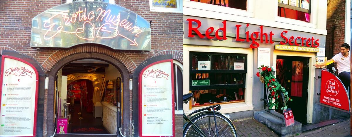 Ngoài những bảo tàng đặc trưng, thì Amsterdam còn có những bảo tàng chuyên đề về sex, quận đèn đỏ… Đây là điểm đến thú vị với cái nhìn đa chiều, cởi mở về tình dục từ thuở hồng hoang tới hiện tại cùng nhiều hiện vật từ khắp nơi trên thế giới cũng như lịch sử quận đèn đỏ.