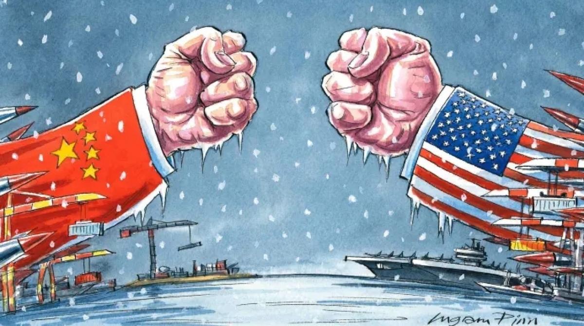 Mỹ - Trung chỉ có thể xảy ra chiến tranh lạnh nhưng chắc chắn không thể xảy ra chiến tranh vũ trang hay hạt nhân