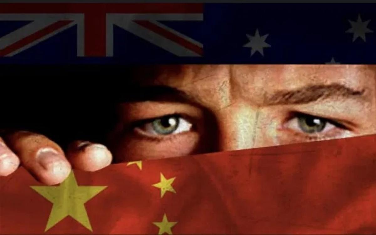 Hình ảnh minh họa về cuộc đối đầu tình báo giữa Trung Quốc và Australia. Ảnh: Facebook.
