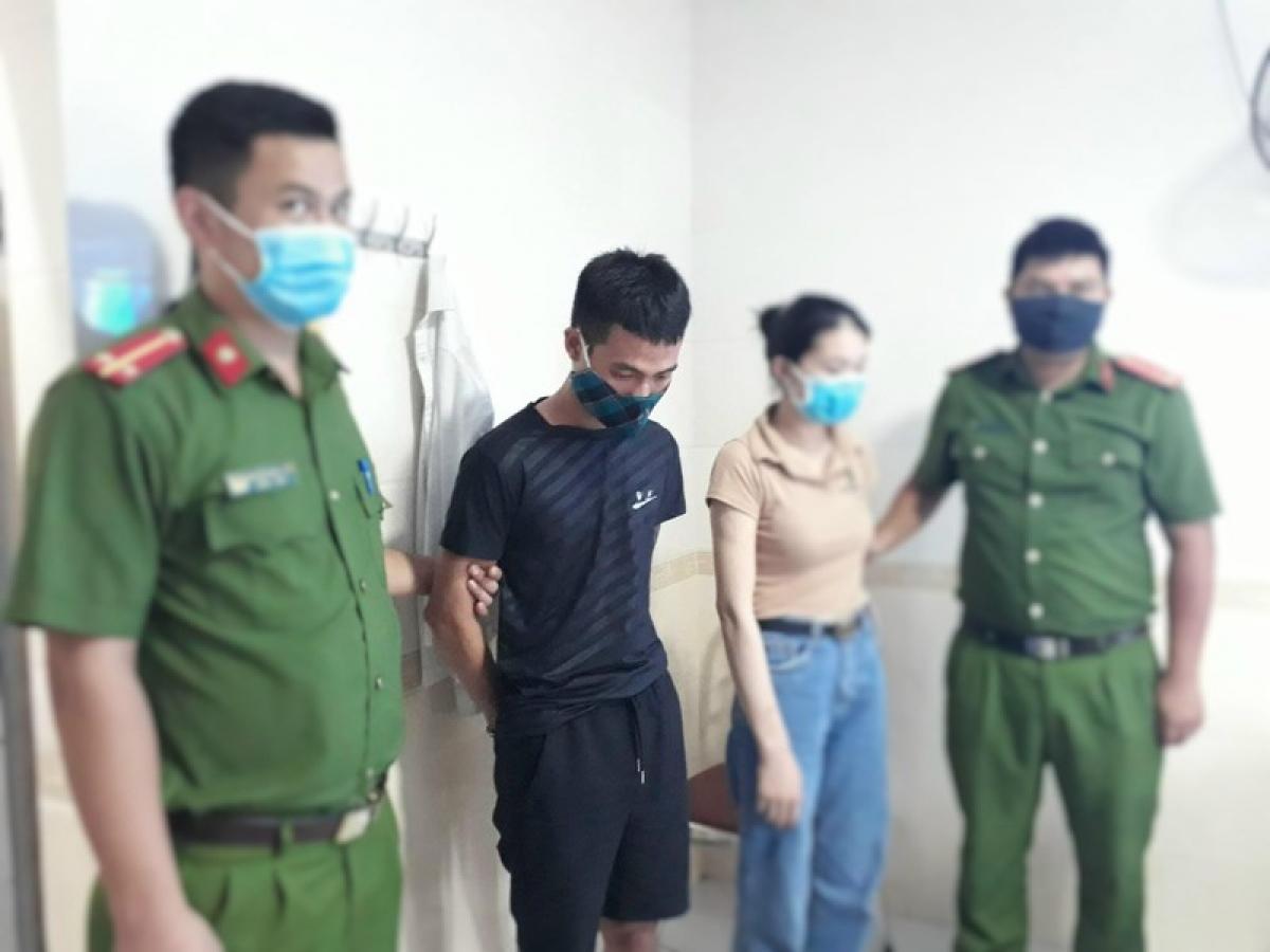 Lê Thanh Hải bị bắt giữ.